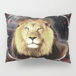 The King Mandala Pillow Sham