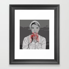 thomasin Framed Art Print