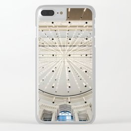 Museum of the City of New York Clear iPhone Case