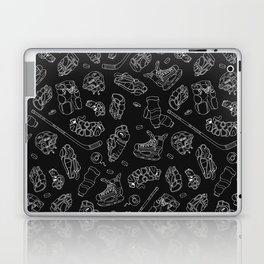 Hockey Gear Laptop & iPad Skin
