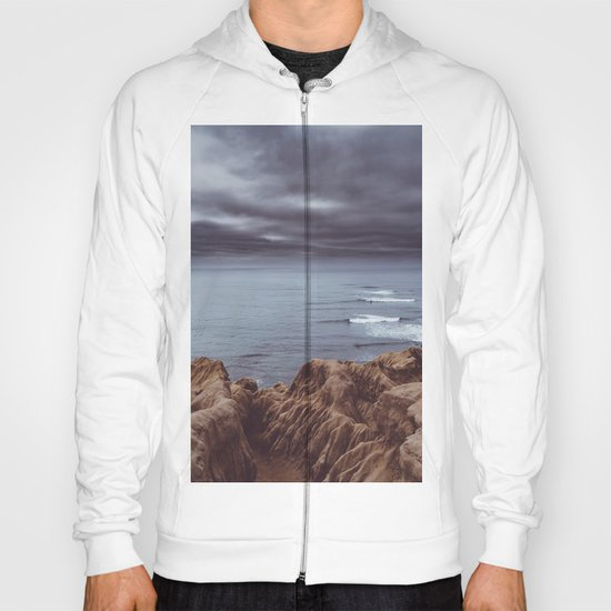 Sunset Cliffs Storm Hoody