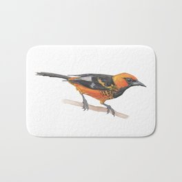 Spot-breasted Oriole Bath Mat