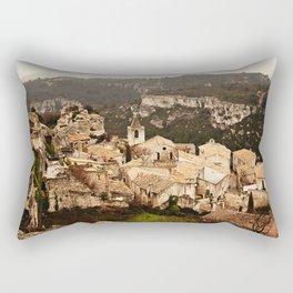 Les Baux de Provence Rectangular Pillow