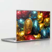 easter Laptop & iPad Skins featuring Easter by habish