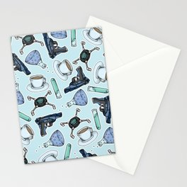 FitzSimmons Pattern Stationery Cards