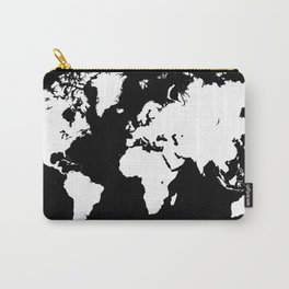 Design 69 world map Carry-All Pouch