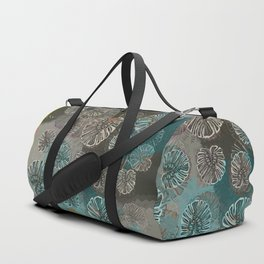 Monstera Style Duffle Bag