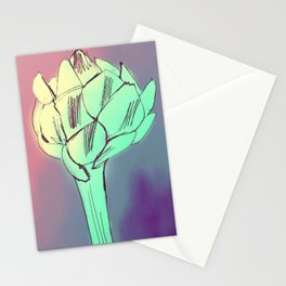 artichoke Stationery Cards