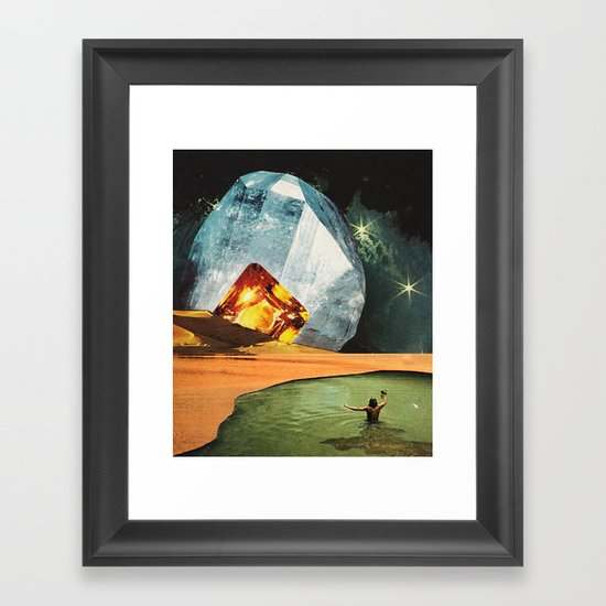 sensationalizm... Framed Art Print