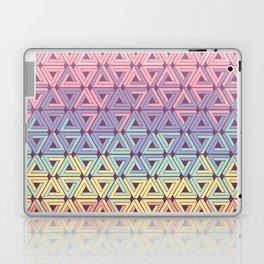 Holographic Candy Geometric Laptop & iPad Skin