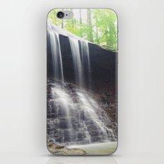 Blue Hen Falls iPhone & iPod Skin