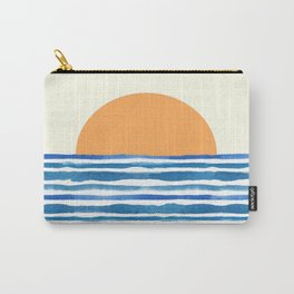 When The Sun Comes Up Carry-All Pouch