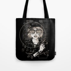 Dangerous Mind Tote Bag