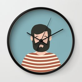 The Mariner Wall Clock