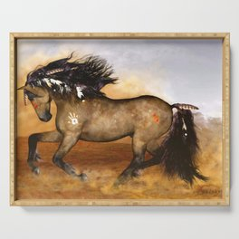 HORSE - Cherokee Serving Tray
