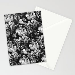Through The Flowers // Floral Collage Stationery Cards