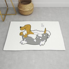 Dog Bath Rug