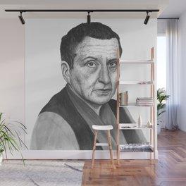 Gertrude Stein Wall Mural