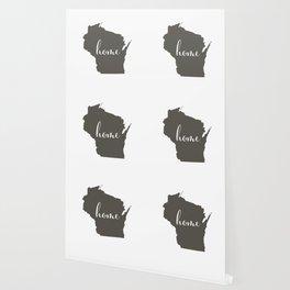 Wisconsin is Home Wallpaper