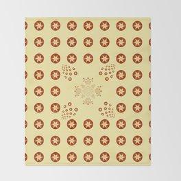 Sepia Design   Throw Blanket