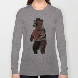 Rick Bear Long Sleeve T-shirt