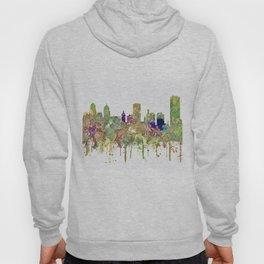 Buffalo, New York Skyline SG - Faded Glory Hoody