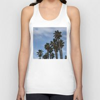 palms Tank Tops featuring Palms by americanmom