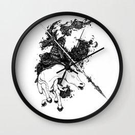 War Wall Clock