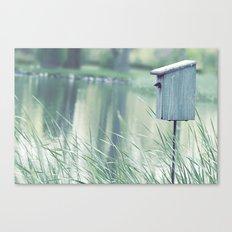 {Swallow House} Canvas Print