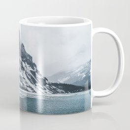 Bow Lake Alberta Coffee Mug