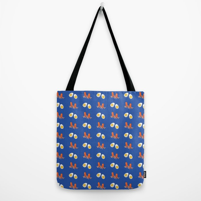 sausage & eggs Tote Bag