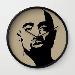 Tupac's Real Dream Wall Clock