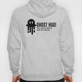 Ghost Hug Is Real Halloween Design Hoody