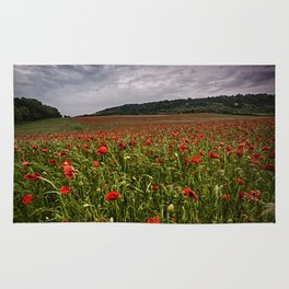 Boxley Poppy Fields Rug