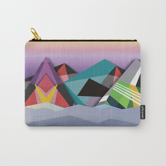 Cosmic Mountains No. 1 Carry-All Pouch
