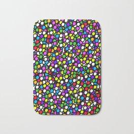 Bubble GUM Colorful Balls Bath Mat