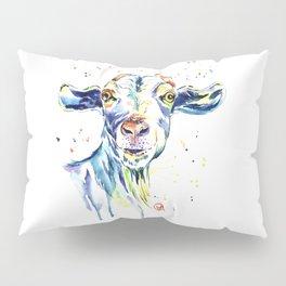 The Happy Goat Pillow Sham
