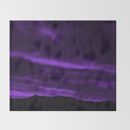 SW Velvet Morning Throw Blanket