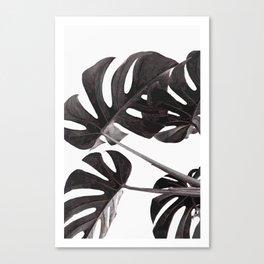 The Greenery 1 Canvas Print