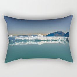 Ice in the Godthåbsfjord, Greenland Rectangular Pillow