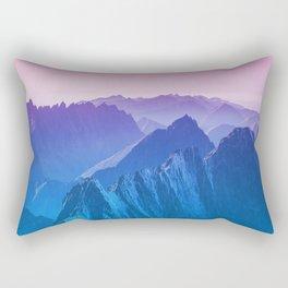 Mountains 2017 Rectangular Pillow