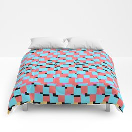 Colorful pattern Comforters