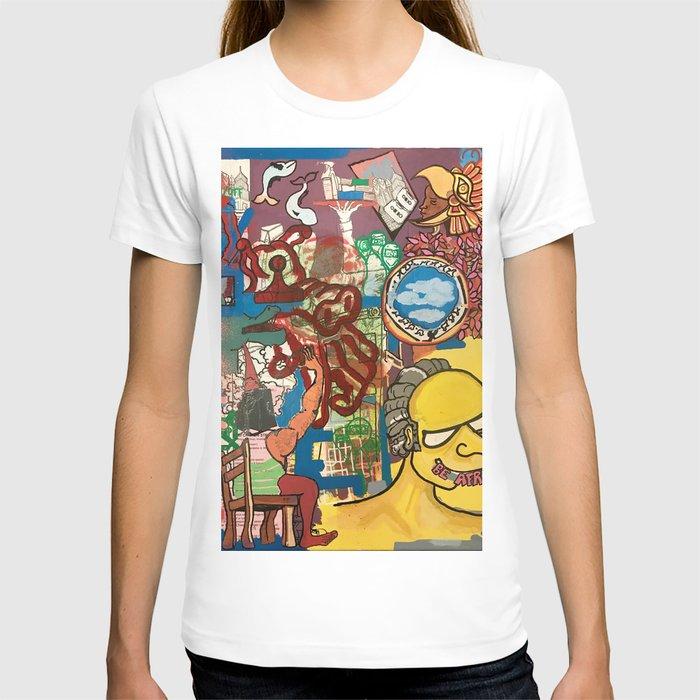 BE AFRAID T-shirt