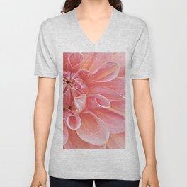 Pink Radiance Unisex V-Neck