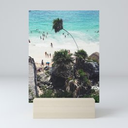 Playa Paraiso Mini Art Print