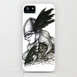 Valkyria iPhone Case