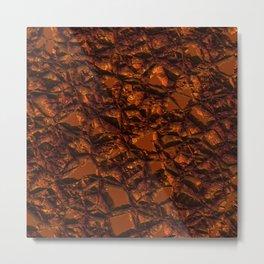 Jagged Stone 2B Metal Print