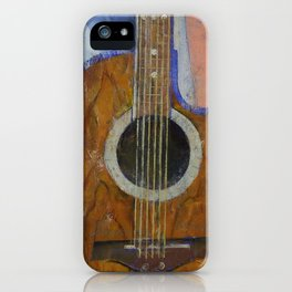 Guitar Sunshine iPhone Case