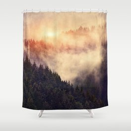 In My Other World Shower Curtain