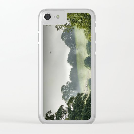 Pastoralissimo Clear iPhone Case